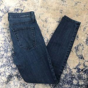 Current/Elliott The Stiletto Rinse Jeans Size 28